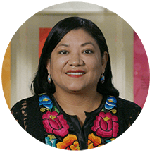 Reyna Grande is a writer featured in the exhibit My America: Immigrant and Refugee Writers Today