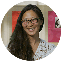 Misa Sugiura is a writer featured in the exhibit My America: Immigrant and Refugee Writers Today