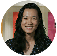 Jenny Xie is a writer featured in the exhibit My America: Immigrant and Refugee Writers Today